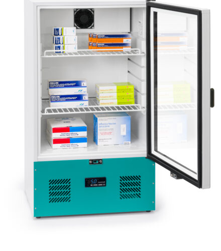 SM75G Glass Door Pharmacy Refrigerator