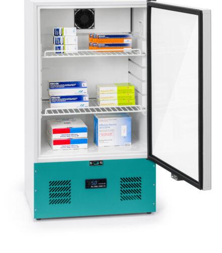 SM75 Solid Door Pharmacy Refrigerator