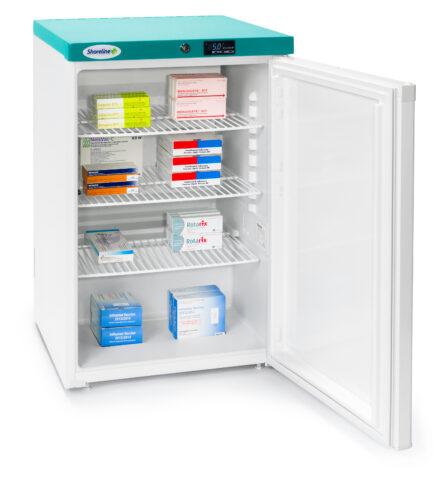 SM1402 Solid Door Pharmacy Refrigerator